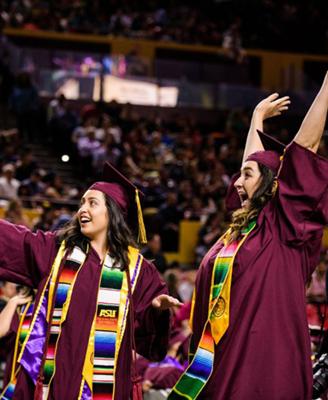 ASU graduates